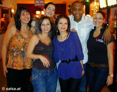 Salsa  in Essen: Pedros Cuba lounge (click here to see more pictures of that location or reload to see another picture)