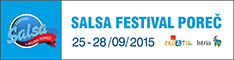 Salsa Festival Porec